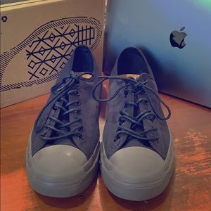 Converse Jack Purcell Ox/Black Size 11 Men